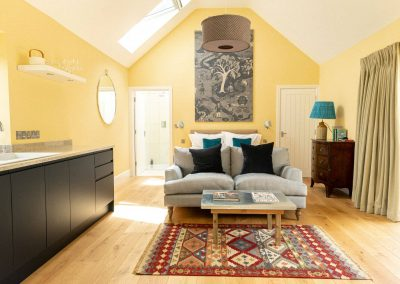 Meadow Barn Devon Holiday Cottage Bedroom