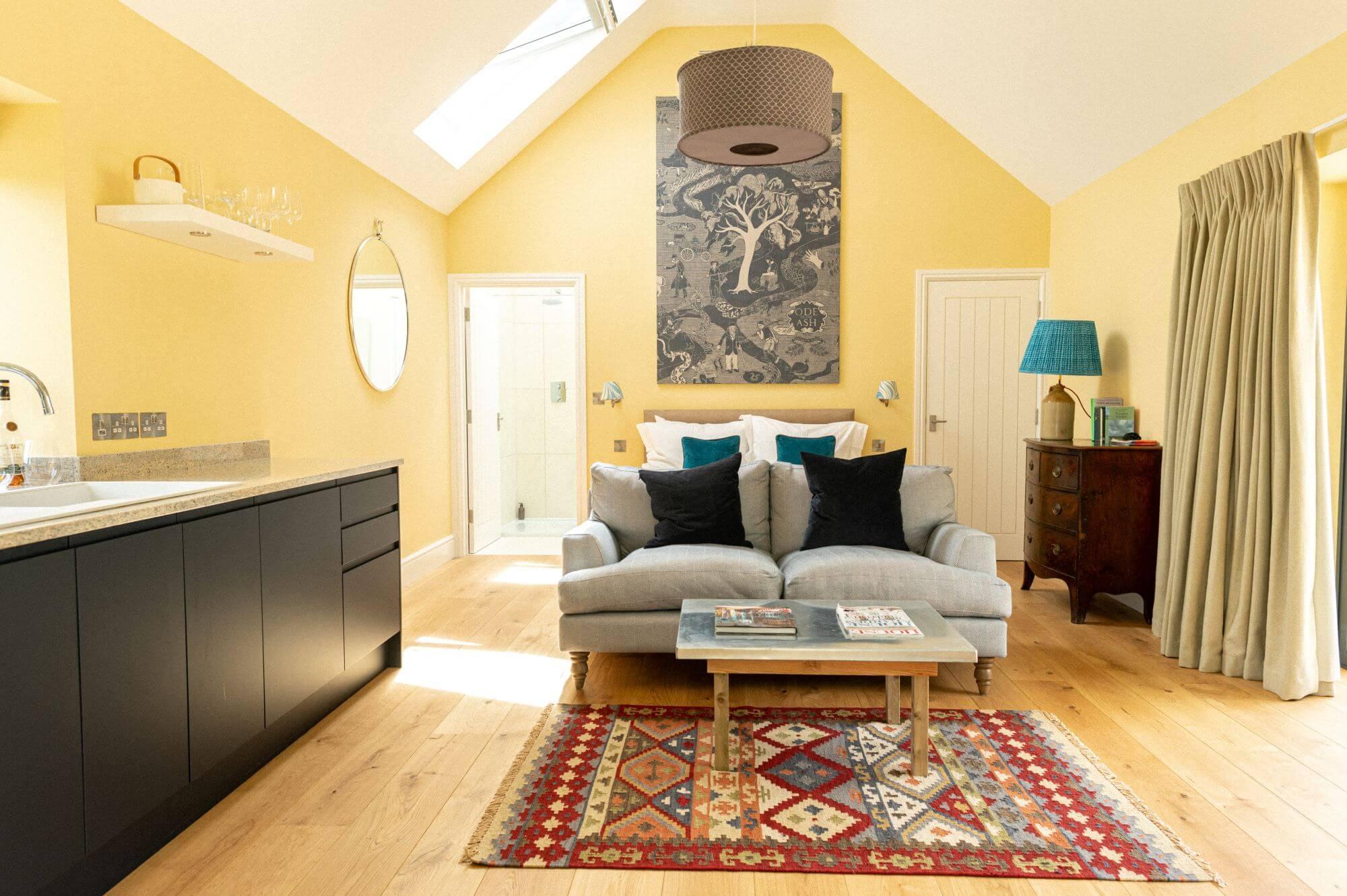 Meadow Barn Devon Holiday Cottage Bedroom
